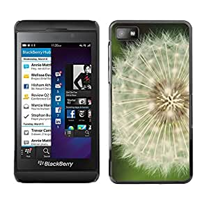 Hot Style Cell Phone PC Hard Case Cover // M00102324 nature dandelion macro // BlackBerry Z10