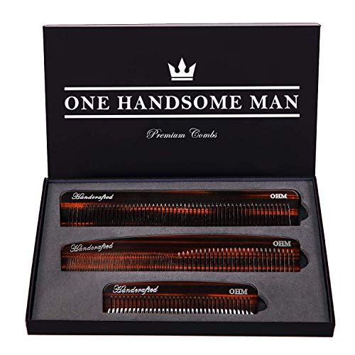 Mens hair combs