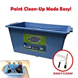 The Washbox Paint Tray for Brush Clean up Large Insert for Sinks to Make Paint Cleanup Easy