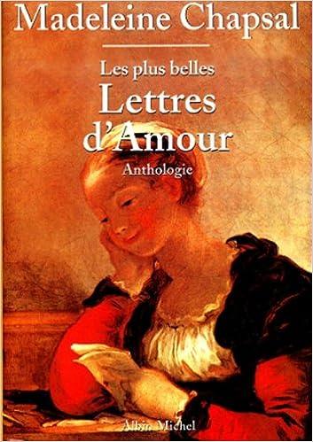 Les plus belles lettres d'amour : Anthologie