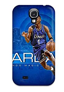 S4 Scratch-proof Protection Case Cover For Galaxy/ Hot Orlando Magic Nba Basketball (25) Phone Case