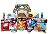 Beyond Bookmarks Outta This World Toys and Activities - Birthday or Special Occasion Gift Basket for...