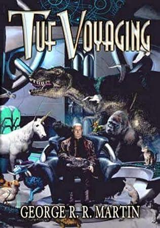 book cover of Tuf Voyaging