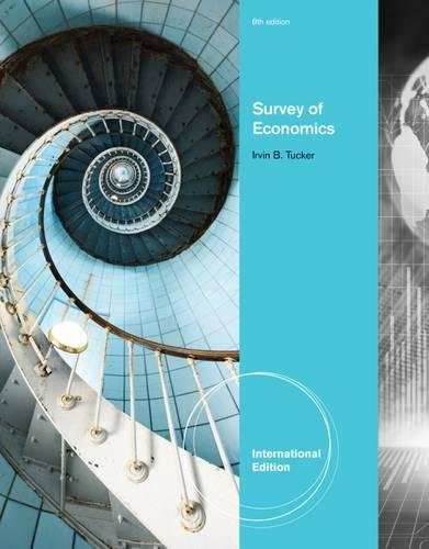 Read Online Survey of Economics pdf