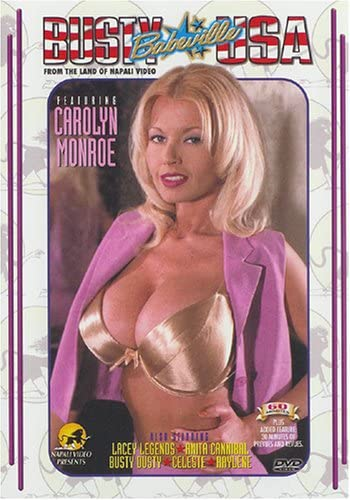 Busty Babeville Usa Import Amazon Ca Carolyn Monroe Dvd