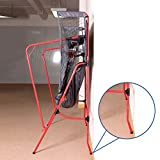 Sportcraft 10 Mins Setup/No Tools Required 2-Player Basketball Arcade Game w/ 8 Game Options
