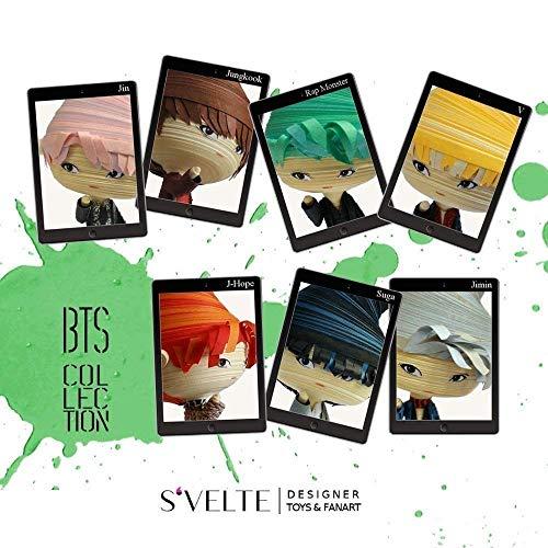 Korean Kpop fandom gift: BTS Bangtan Boys in Blood Sweat & Tears from the chart-topping album,