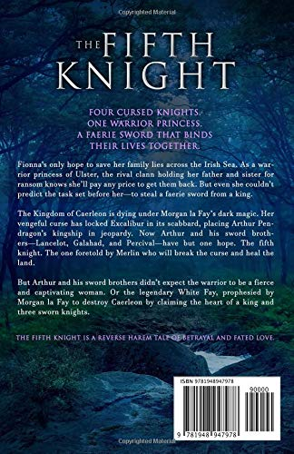 The Fifth Knight: An Arthurian Legend Fantasy (The Knights