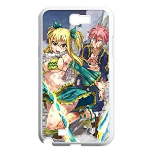 Fairy Tail Samsung Galaxy N2 7100 Cell Phone Case White DIY Ornaments xxy002-3682524