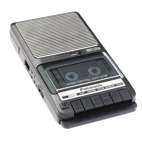 Image of Cassette Players & Recorders Panasonic RQ2102 Cassette Recorder