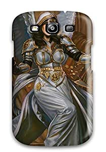 ThomasSFletcher Case Cover Protector Specially Made For Galaxy S3 Angel Of Time