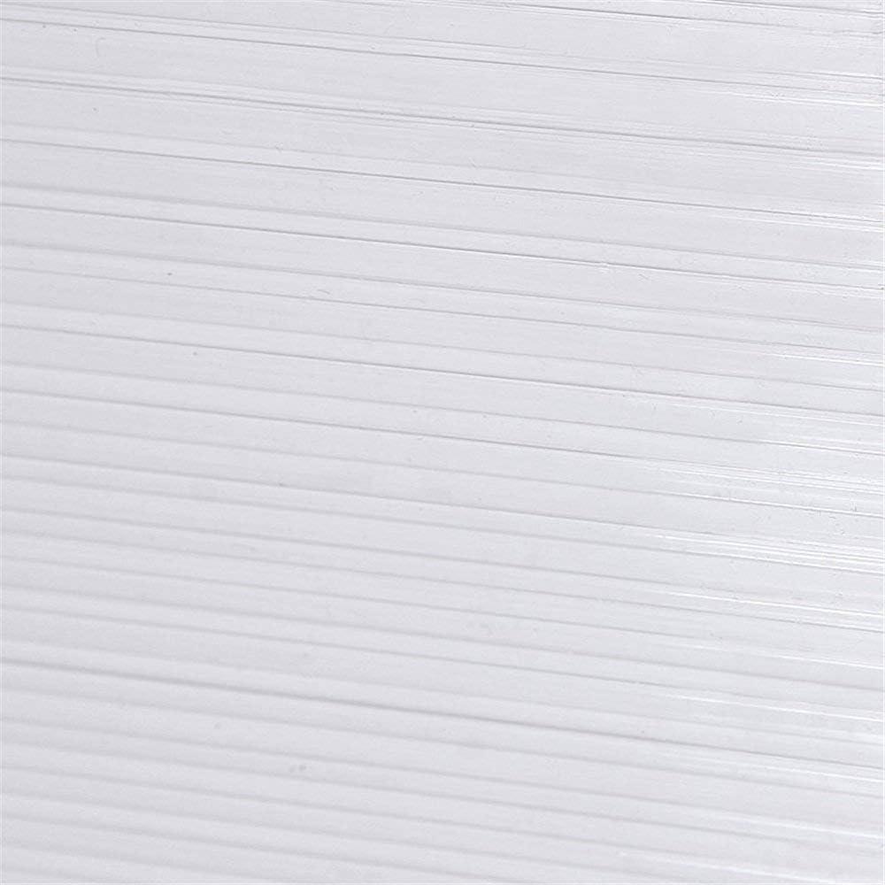 Marquesina para puerta de LZQ policarbonato transparente diversos tama/ños y colores