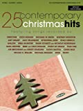 25 Contemporary Christmas Hits, , 0634093312