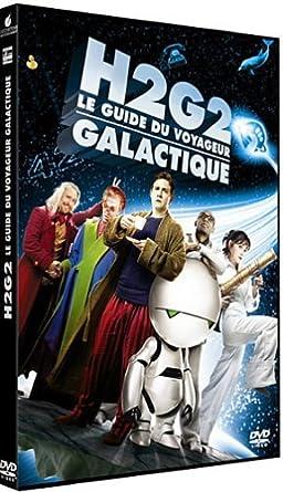 LE TÉLÉCHARGER VOYAGEUR GALACTIQUE FILM H2G2 GUIDE DU