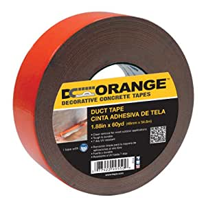 Intertape Polymer Group DCO48 Decoarative Concrete Tape Duct, 1.88 in x 60 yds