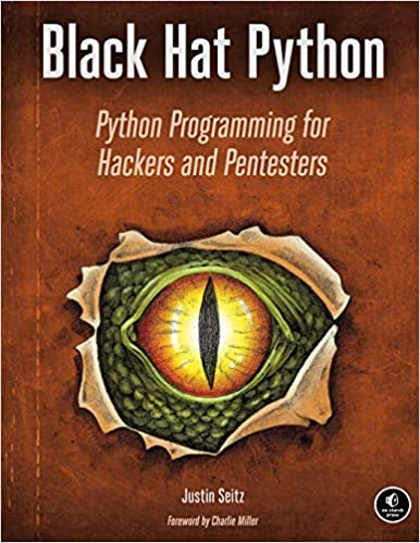 Black Hat Python Python Programming For Hackers And Pentesters