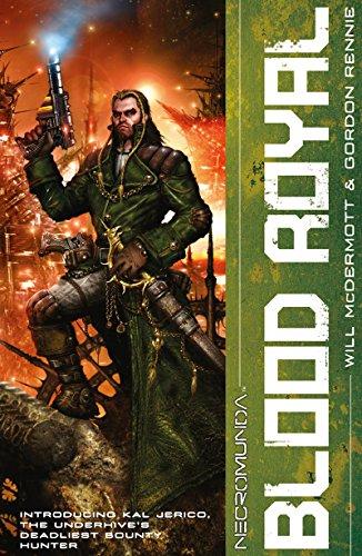 Blood Royal (Kal Jericho Book 1)