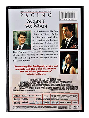 Scent of a Woman - Widescreen (DVD)