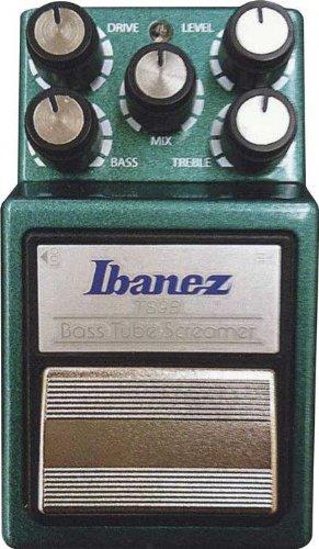 (Ibanez TS9B 9 Series Bass Tubescreamer Distortion Pedal)