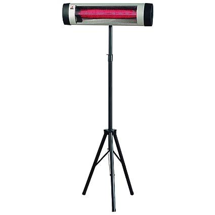 FM Calefacción EP-3000 - Calefactor (Calentador infrarrojo, Infrarrojo, IP24, Pared
