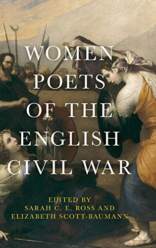Women poets of the English Civil War by Manchester University Press