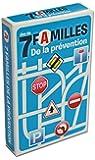 """Jeu de 42 cartes : 7 familles """"Jeu de la Prévention"""""""