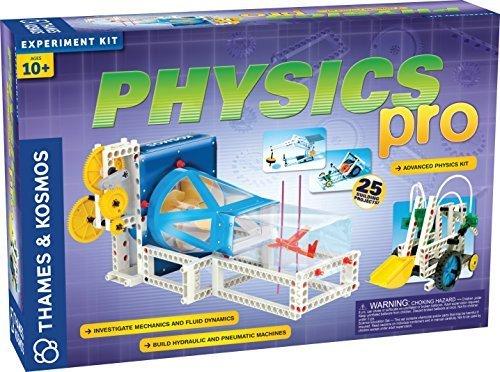 Thames & Kosmos Physics Pro (V 2.0) Science Kit by Thames & Kosmos