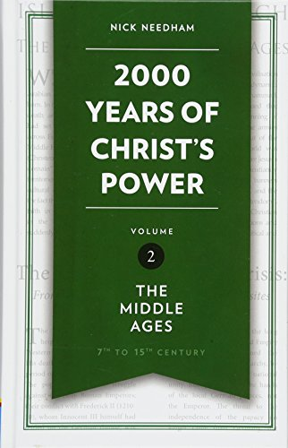 2,000 Years of Christ's Power Vol. 2: The Middle Ages (Grace ()