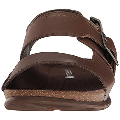 9f361c6c8e Merrell Men's Downtown Backstrap Buckle Sandal high-quality ...