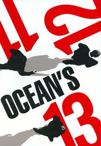 Ocean's 11/Ocean's 12/Ocean's 13 [3 Discs] (DVD) (Gift Set) (Eng/Fre)