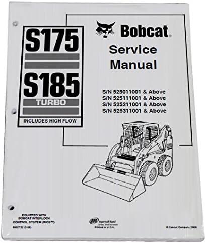 Diagnostic, Test & Measurement Tools Bobcat S175 S185 Skid Steer ...