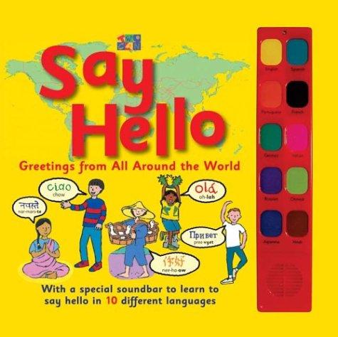 Read Online Say Hello pdf epub