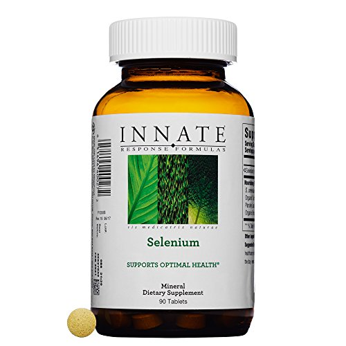INNATE Response Formulas - Selenium, Support for Immunity and Metabolism, 90 Tablets