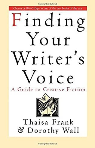 book cover of Finding Your Writer\'s Voice