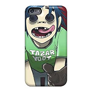 KevinCormack Iphone 6plus Anti-Scratch Hard Phone Cases Support Personal Customs Nice Gorillaz Band Image [wSQ20180Pquy]