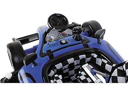 CUORE BABY Andador Azul 3 en 1 Fórmula 1 Actividades: Amazon.es ...