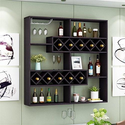 walnut wine cooler - 4