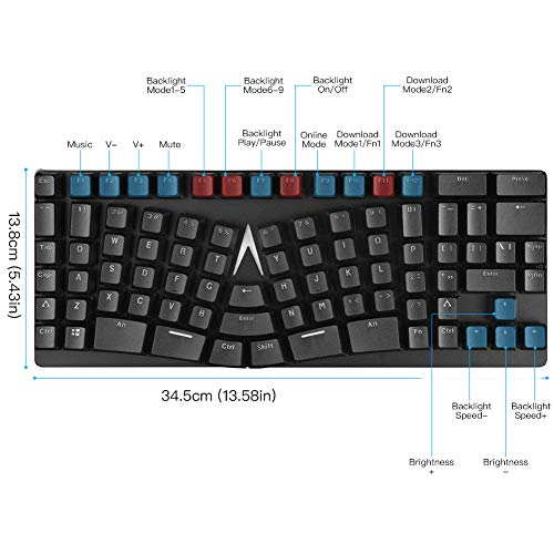 Buy mechanical ergonomic keyboard