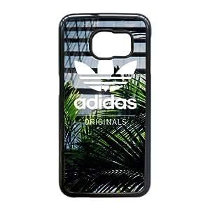 Edge caso de Adidas Originals Q8N05P4SY funda Samsung Galaxy S6 funda J740P4 negro