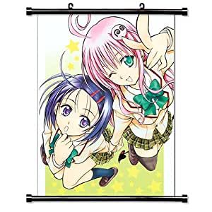 """To Love RU Anime Fabric Wall Scroll Poster (16"""" x 22"""") Inches"""