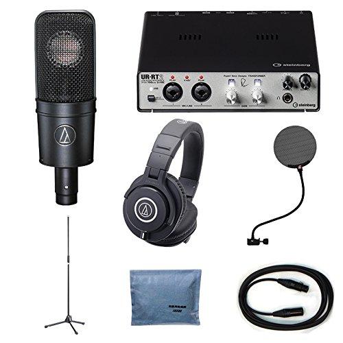 audio-technica AT4040 【レコーディングオールインワンセット】   B07DSBYB1C