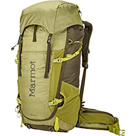 Marmot Men's Graviton 38 Citronelle/Olive Backpack