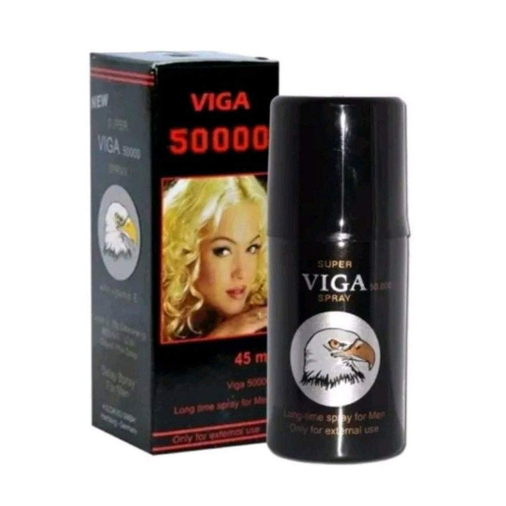 Super VIGA 50000 Mens DELAY Spray Last Long Premature Stamina Performance