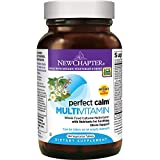 New Chapter Perfect Calm – Daily Multivitamin for Stress & Mood Support with B Vitamins + Holy Basil + Lemon Balm + Organic Non-GMO Ingredients – 144 Count Review