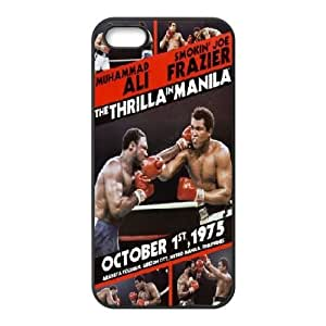 Muhammad Ali Custom Cover Case for iPhone 5,5S by Nickcase