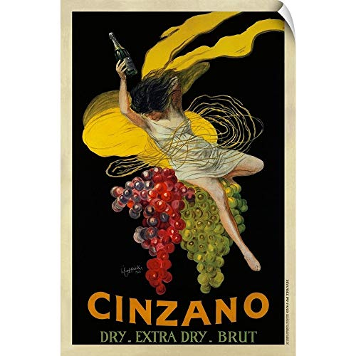(CANVAS ON DEMAND Cinzano, 1920