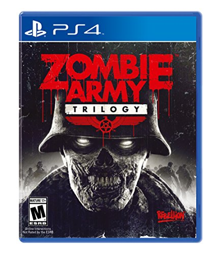 Zombie Army Trilogy - PlayStation 4 (Xbox Soldiers Toy)