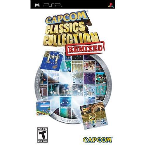 capcom classics reloaded - 2