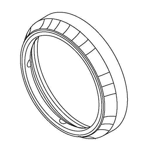 KOHLER 1013452-0 Dial Trim Assembly Part White