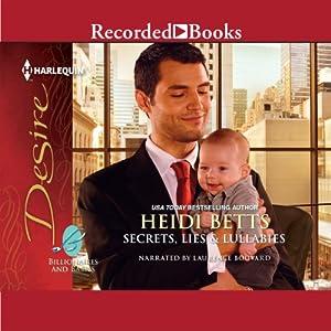 Secrets, Lies, & Lullabies Audiobook
